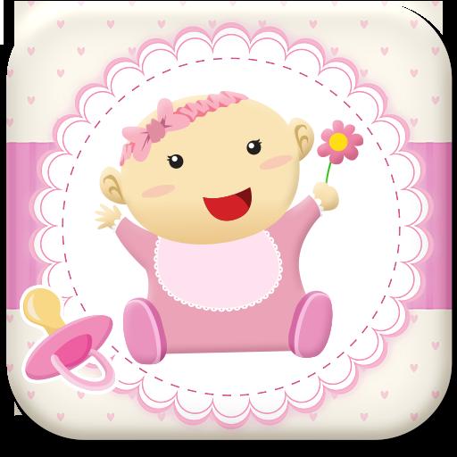 攝影App|赤ちゃんフォトフレーム LOGO-3C達人阿輝的APP