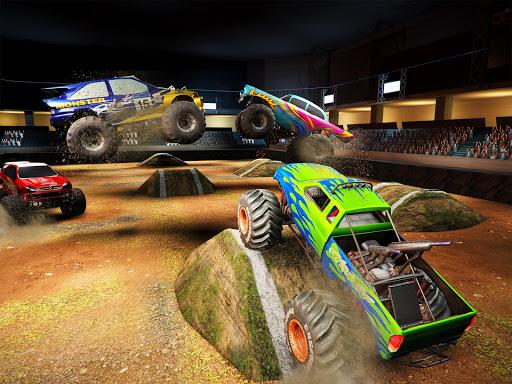 Monster Truck Derby Destruction Simulator 2020 modavailable screenshots 10