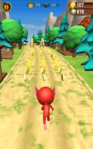 Masks Heroes Run – PJ's Jungle Adventure 3