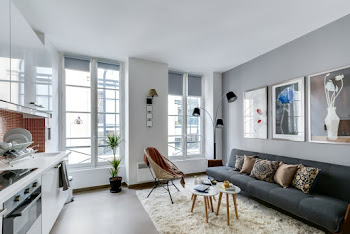 Enghien IV Serviced Apartment, Bastille
