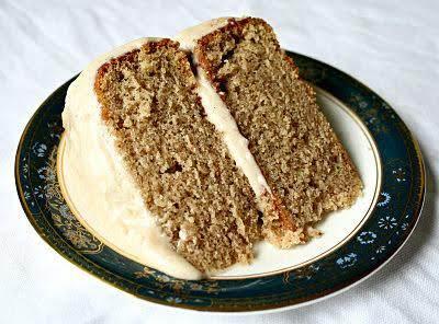 Bea's 1937 Spice Cake Recipe
