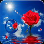 Rose GIF Icon