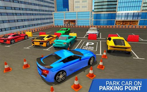 Code Triche mau00eetriser voiture parking la manie 2019 APK MOD screenshots 1