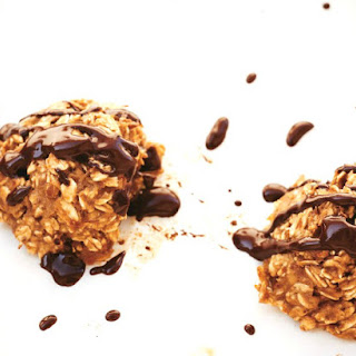 The Simplest Banana Oatmeal Cookies.