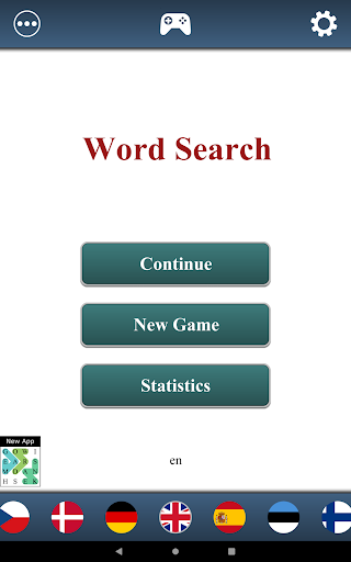 Word Search - Search for words screenshots 9