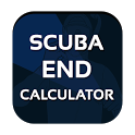 Scuba END Calculator icon