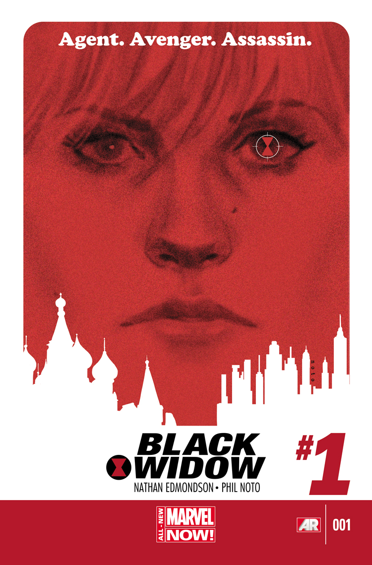 Image result for black widow comic 1 2014