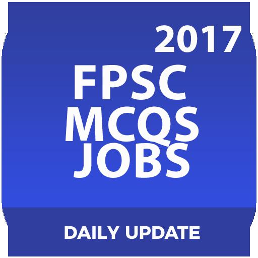 FPSC MCQs Jobs: Test Preparation 2019 Android APK Download Free By Ctandem