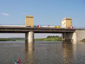 Photo: most w Łączanach