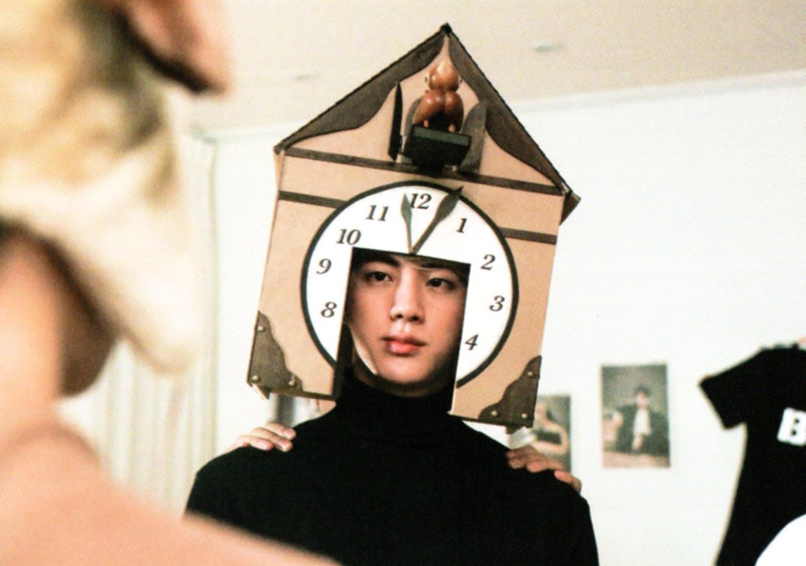 jin clock