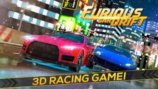 Furious Car Drift Racing screenshot 1