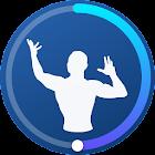 Fitify: Planos de treinamento bodyweight icon