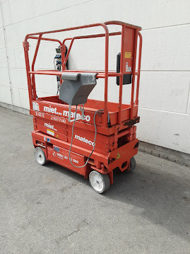 Picture of a UPRIGHT MX15