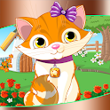 Kitten Dress Up Games icon