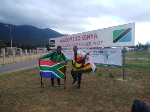 SA superfan Botha Msila still hopeful of reaching Egypt to support Bafana at Afcon