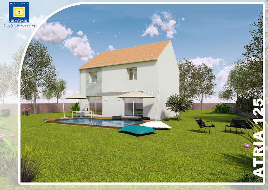 Vente terrain à batir  350 m² à Egly (91520), 160 000 €