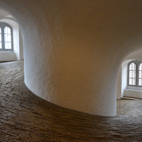 The Round Tower by Gene Walker - Buildings & Architecture Architectural Detail ( copenhagen, europe, cities, the round tower, holidays, places )