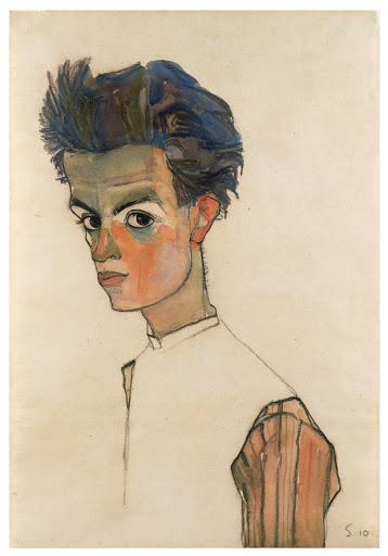 Egon Schiele - Musée Leopold