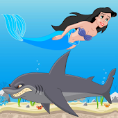 Mermaid vs Shark Attack