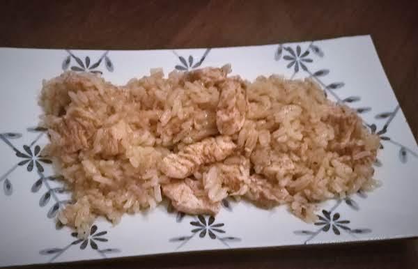 Ethiopian Rice With Chicken Recipe