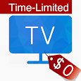 Free TV/Music App Download Now icon