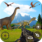 Deadly Dinosaur Hunter Revenge Fps Shooter Juego icon