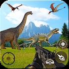 Mortal dinossauro caçador vingança fps shooter jog icon