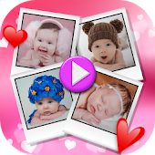 Baby Photo Slideshow Maker