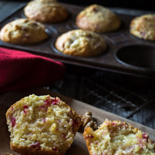 Cranberry Orange Muffins - #Twelveloaves