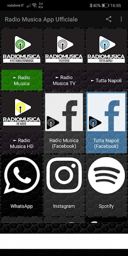 Radio Musica App Ufficiale 19.7.1 screenshots 1