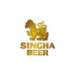 Logo for Singha Corporation