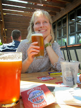 Photo: Found the Silver City Brewery along the way for lunch and a tasty IPA.