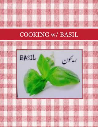 COOKING w/ BASIL