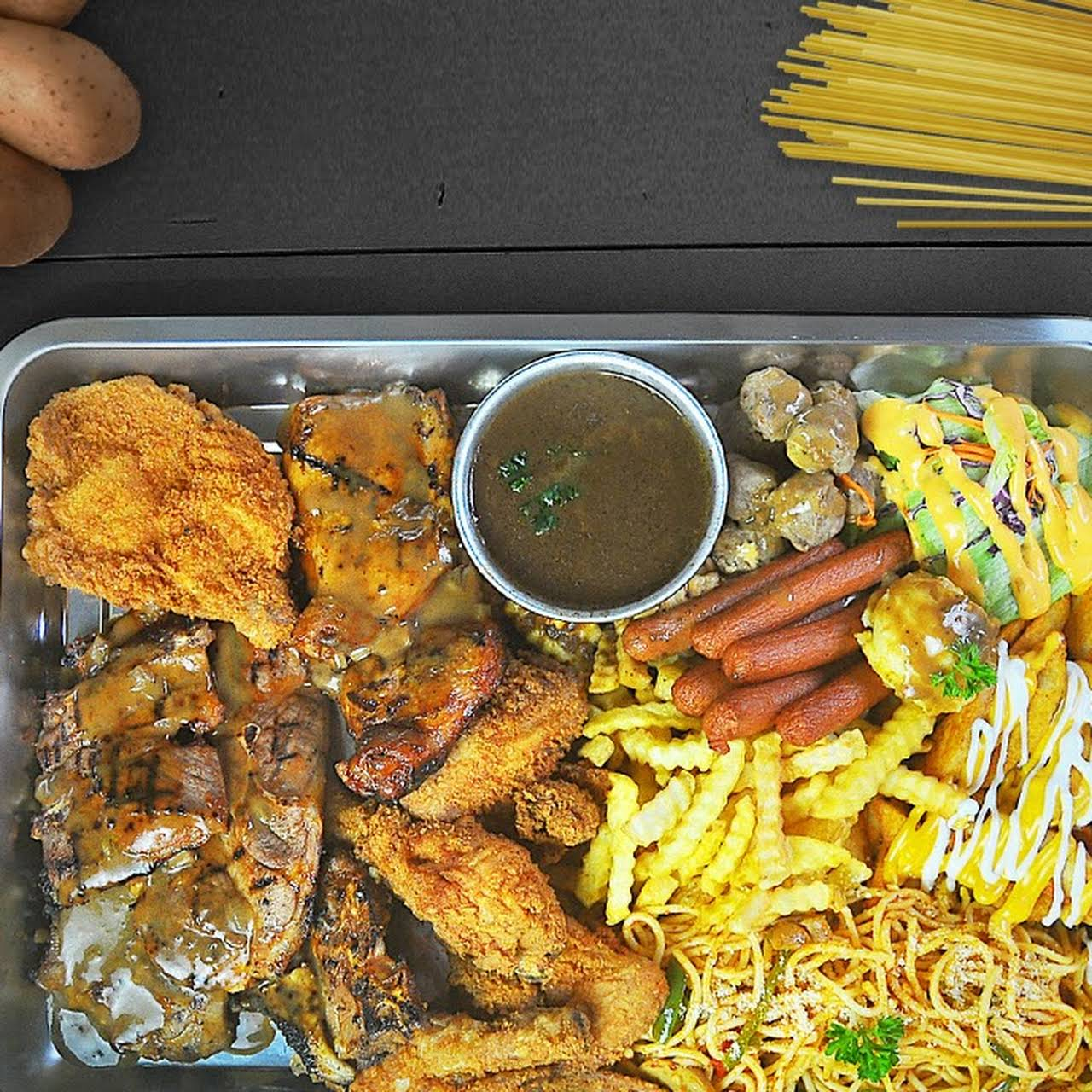Floyd Kitchen Melaka Expert In Western And Local Food The Best