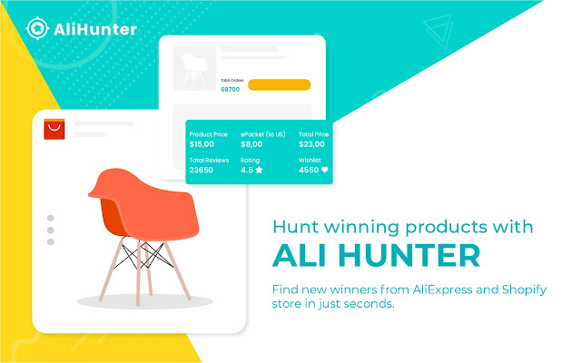 Ali Hunter - AliExpress Product Tracker