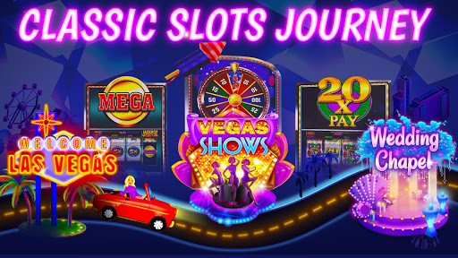 Old Vegas Slots – Classic Slots Casino Games screenshots 1
