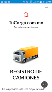 Tu Carga- screenshot thumbnail