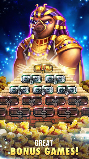 Slots™ - Pharaoh's adventure - screenshot
