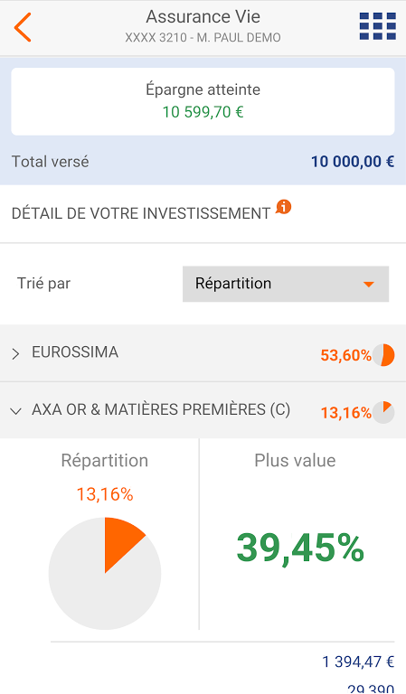 ING Direct France – Capture d'écran