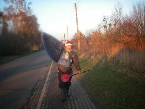 Photo: ...do auta na Rędzińskiej