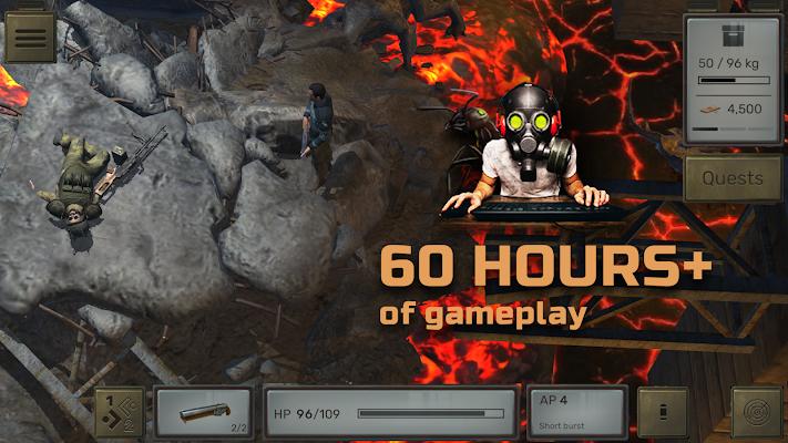 ATOM RPG Screenshot Image
