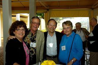 Photo: Rayma and Jim Gorjans, Darrell and Judy Brook