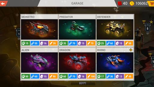 Mad Truck Challenge - Shooting Fun Race apkdebit screenshots 5