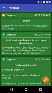 Comuniapp - náhled