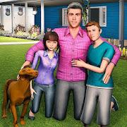 Dad Simulator Virtual Family Game