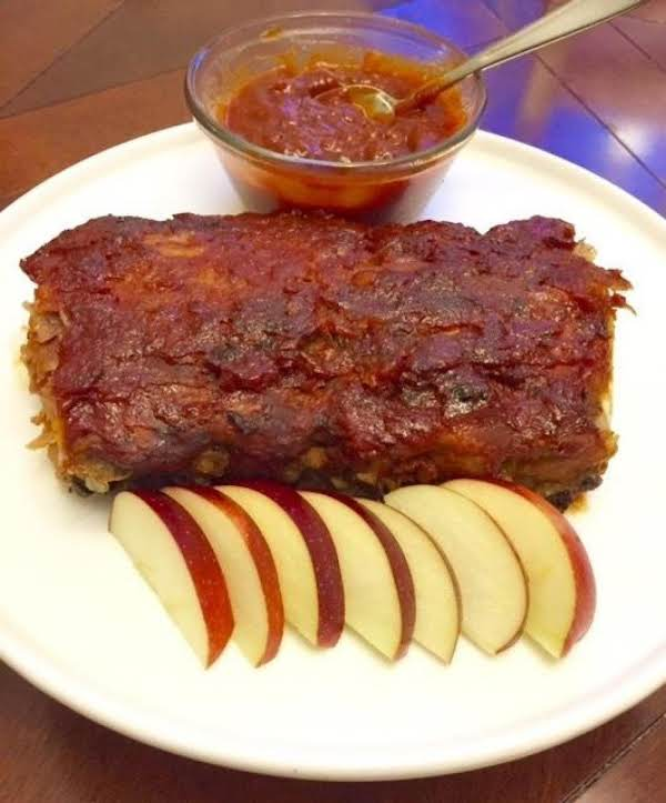 Oven Braised Apple Bbq Pork Ribs Recipe