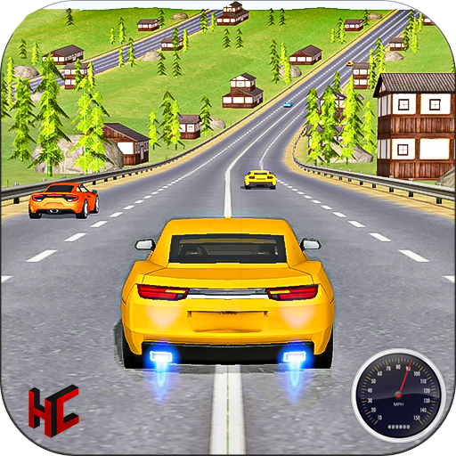 🏎 Crazy Car Traffic Racing: crazy car chase (game)