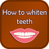 How to whiten teeth too fast