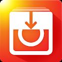 Square Quick & Pic Collage Maker - Logo