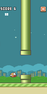 Download Bouncy Flappy Bird For PC Windows and Mac apk screenshot 4